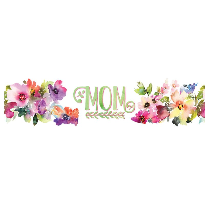 800x800 Tervis Tumbler Celebrate Life Mom Watercolor Floral 9 Oz. Stemless