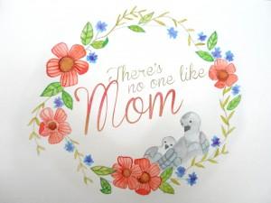 300x225 Watercolor Mom