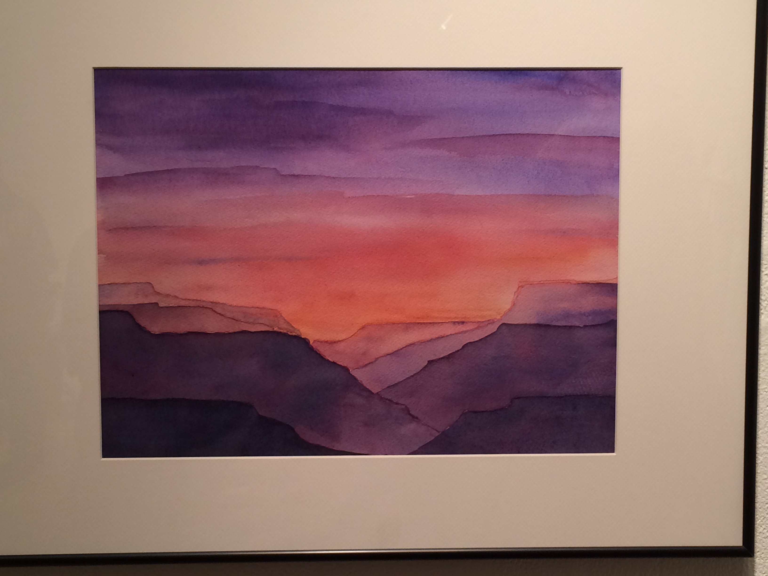 3264x2448 New Mexico Watercolor Society Award Gonepainting