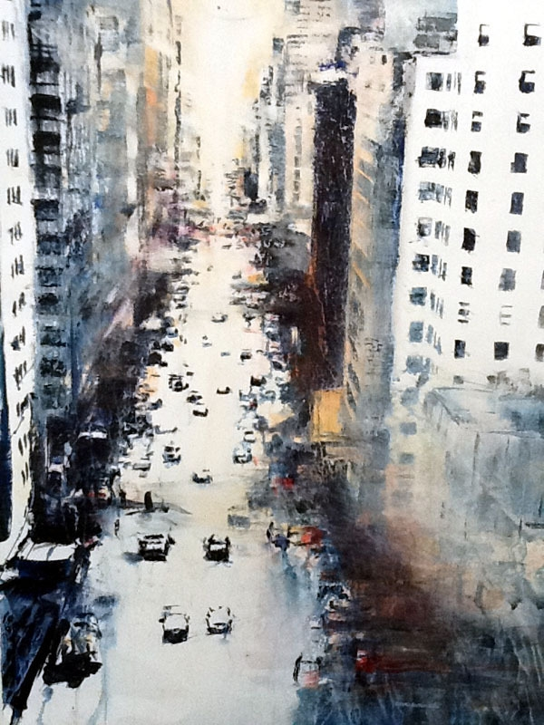 600x800 David Antonides David Antonides Large Format Watercolor Cityscapes