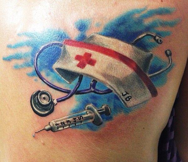 Nurse Watercolor