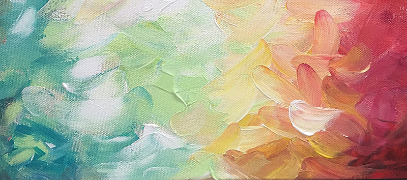 800x354 Oil Paint Background, Painting, Watercolor, Abstract Background