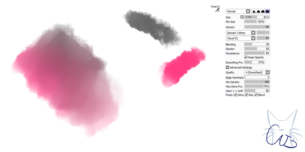 Paint Tool Sai Watercolor at GetDrawings com | Free for personal use