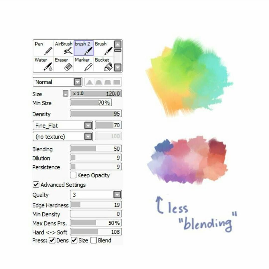 How To Put New Brushes In Paint Tool Sai How to install brush