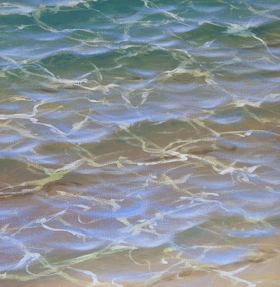 400x411 How To Paint Water, Demystifying The Process Of Painting Water