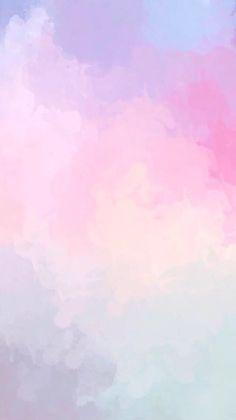 Pastel Watercolor Wallpaper At Getdrawingscom Free For Personal