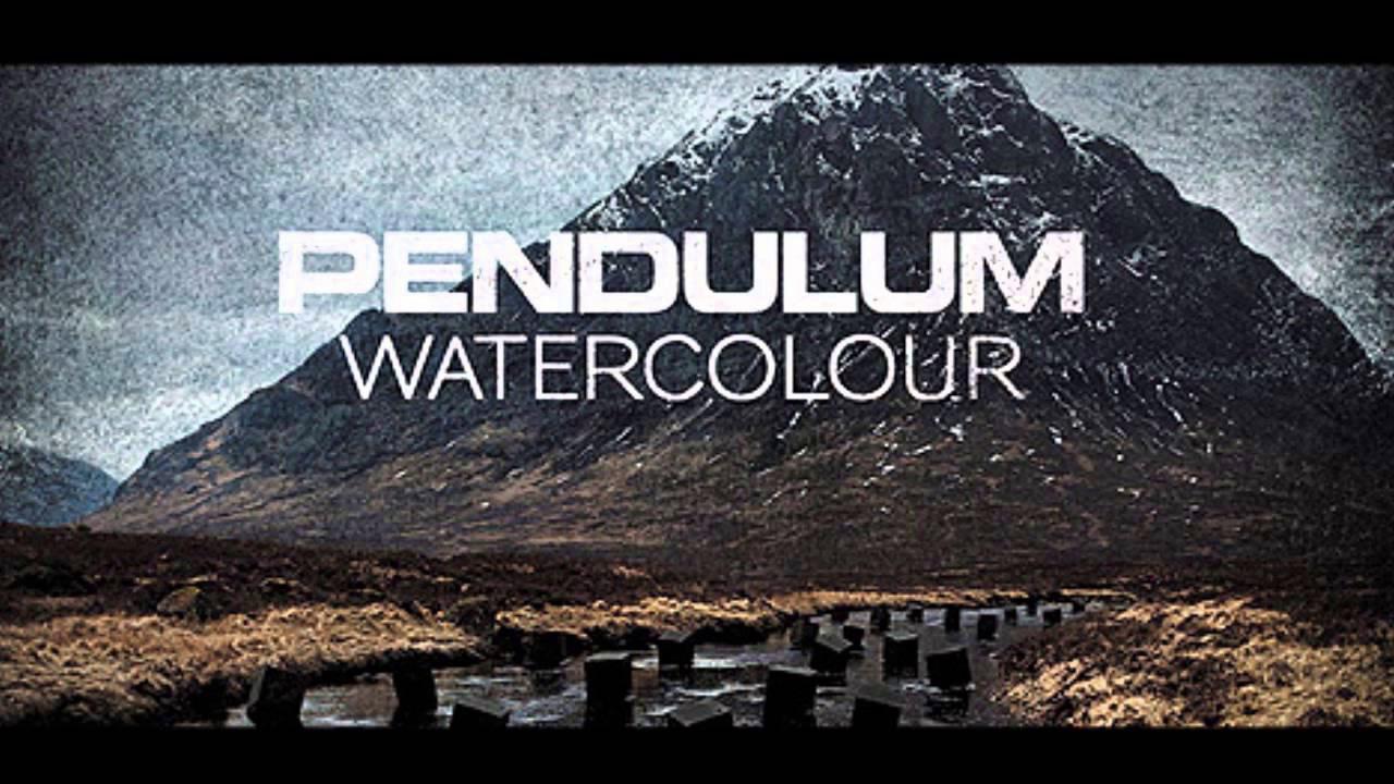 Pendulum Watercolour