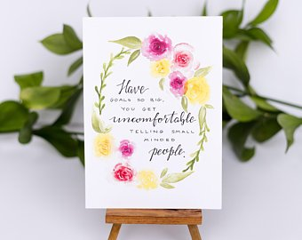 340x270 People Watercolor Etsy