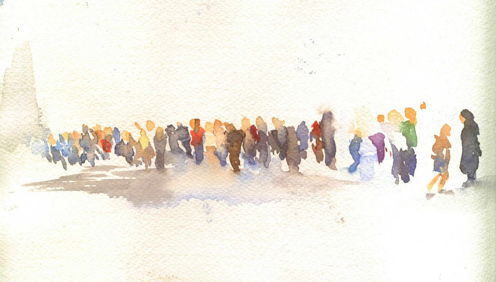 1600x911 Deb Dugan Practice Figures In Watercolor