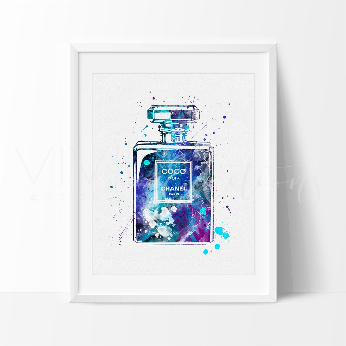 Perfume Bottle Watercolor At Getdrawingscom Free For Personal Use