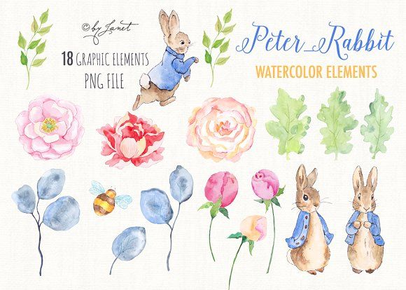 580x414 1034082 Spring Fling Peter Rabbit, Rabbit And