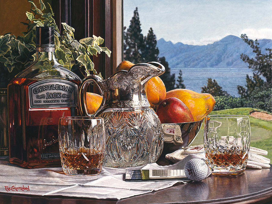 900x675 Eric Christensen Photorealistic Watercolor Paintings ~ Projects