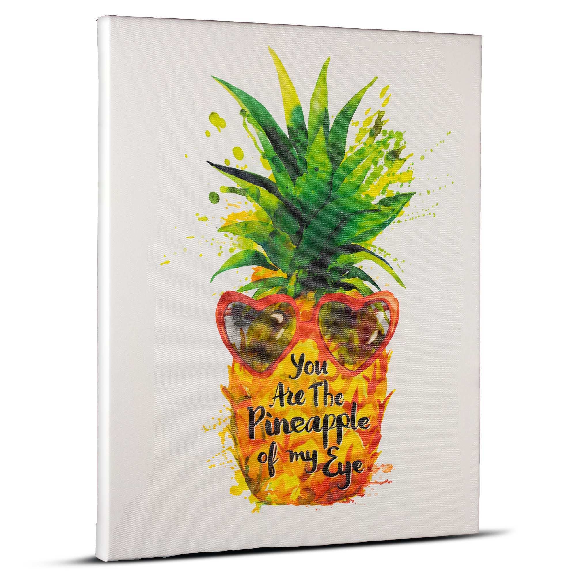 2000x2000 Pineapple Painting Fresh Pineapple Watercolor Painting Painting