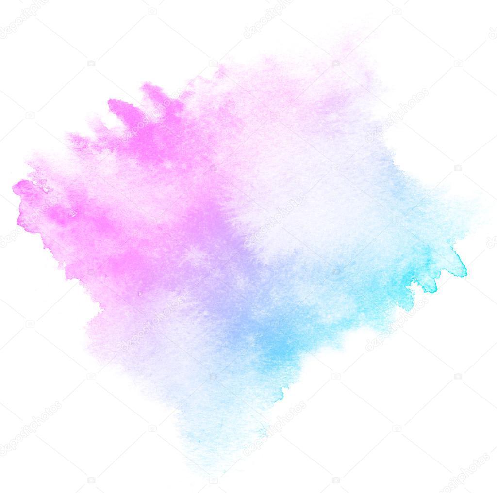 Pink Watercolor Paint At Getdrawings Free Download