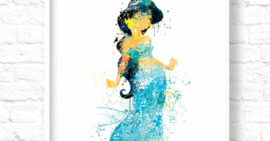 936x491 Art R Us Best Art Print Posters Toronto Disney Princess Jasmine