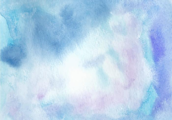 700x490 Blue Watercolor Vector Background