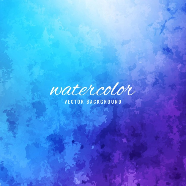 626x626 Watercolor, Blue And Purple Vector Free Download