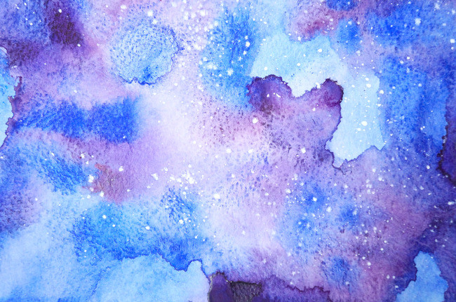 650x431 Watercolor Background, Blue, Purple, Watercolor Background Image