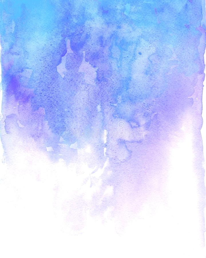 720x900 Purple Water Color Download Watercolor Blue And Purple Background