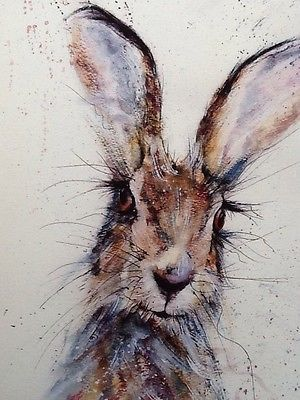 300x400 Image Result For Hare Painting Paintings In 2018