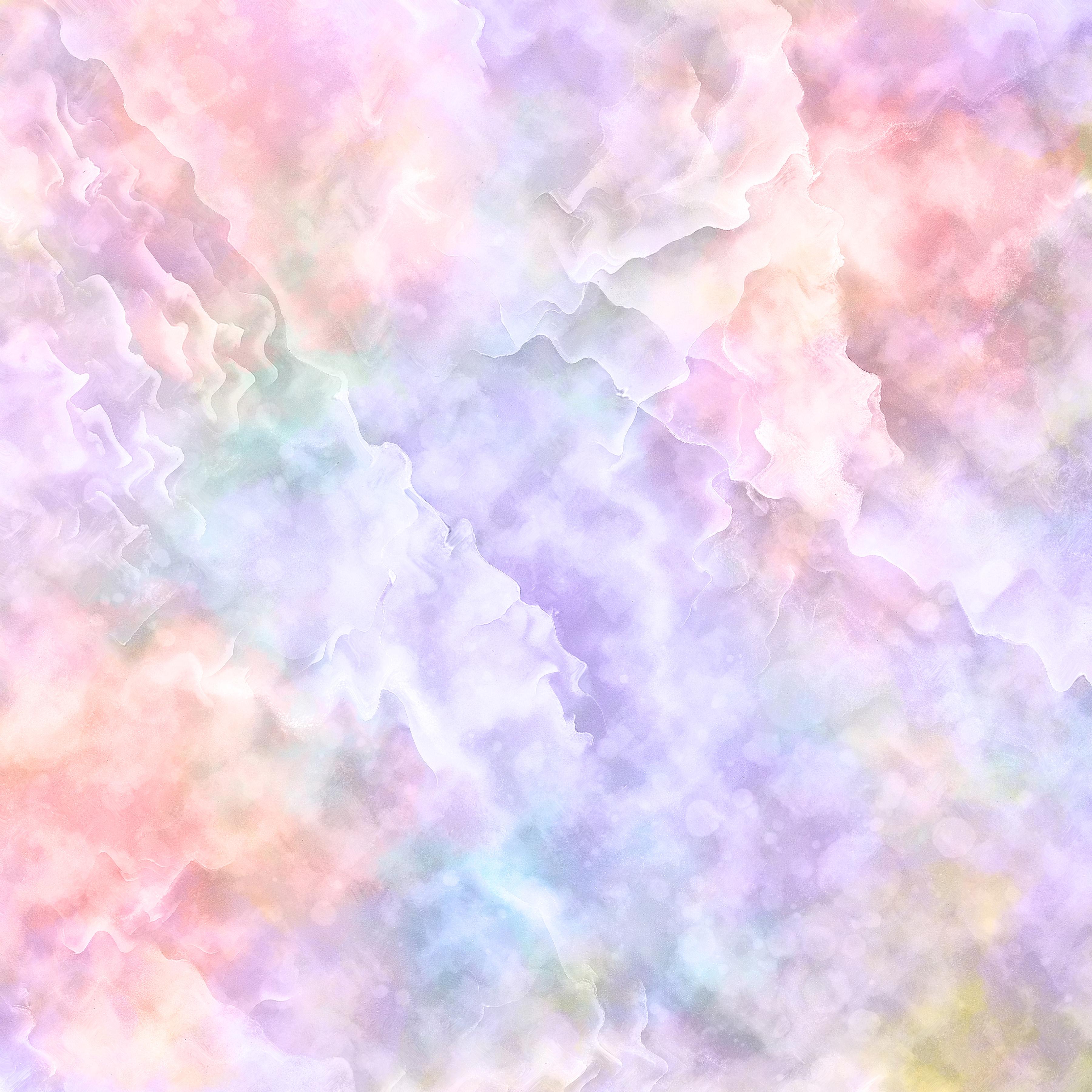 3600x3600 Rainbow Watercolor Marble Linecreates