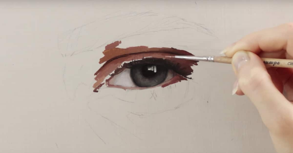 Realistic Watercolor Painting Tutorial