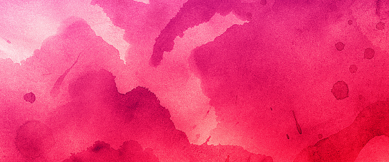 800x333 Red Watercolor Background, Red, Watercolor, Drop Background Image