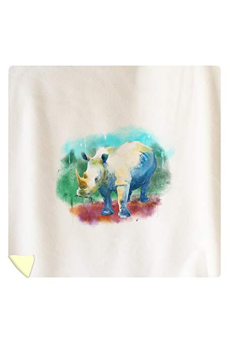 453x679 White Rhino