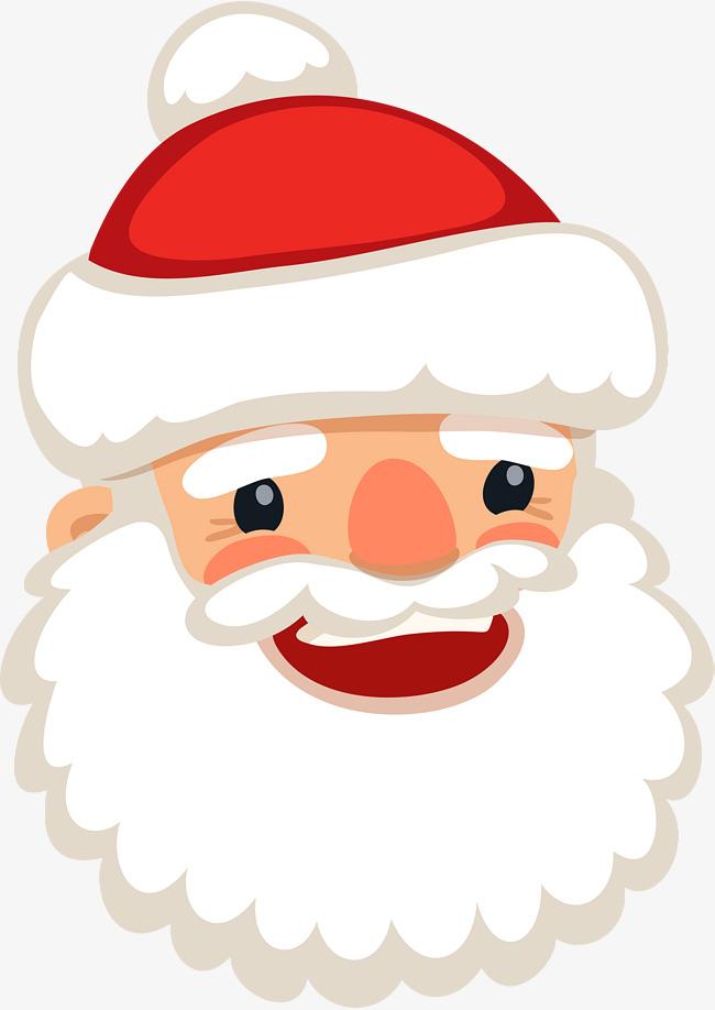 650x918 Happy Santa Claus, Santa Clipart, Happy Expression, Watercolor Png