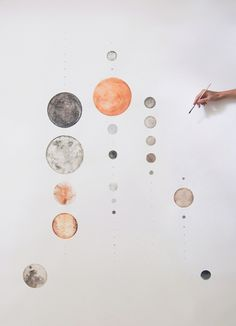 236x326 All The Moons Of Our Solar System Moon, Art Illustrations And
