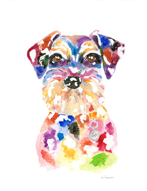 498x650 Pet Portrait