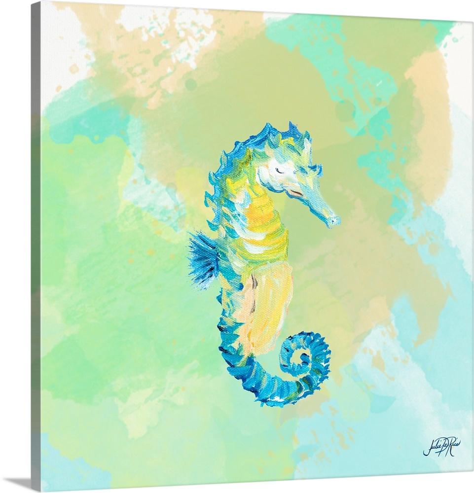 961x1000 Watercolor Sea Creatures Iii Wall Art, Canvas Prints, Framed