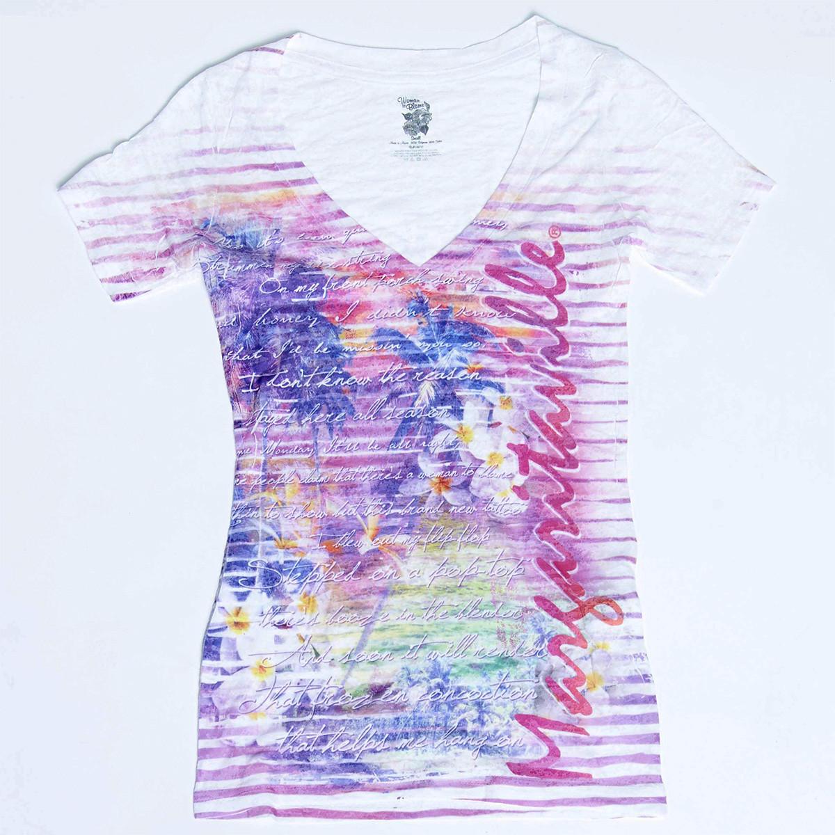 1200x1200 Watercolor Burnout T Shirt