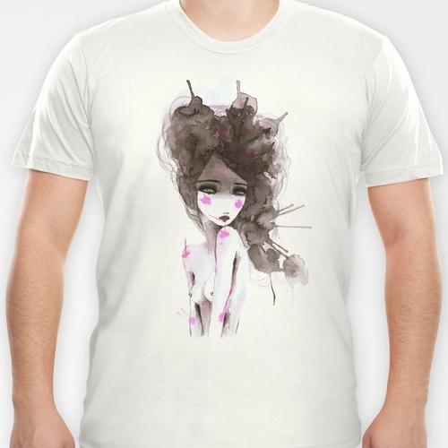500x500 Watercolor T Shirt I T Sh
