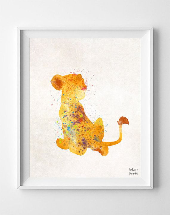 570x720 Lion King Poster, Lion King Print, Nala Poster, Disney Poster