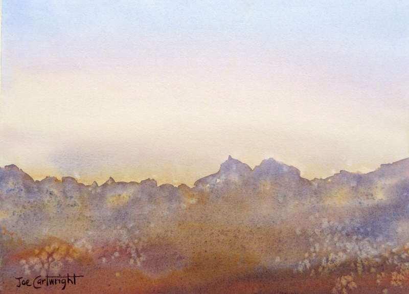 800x575 Easy Watercolor Painting Using Salt