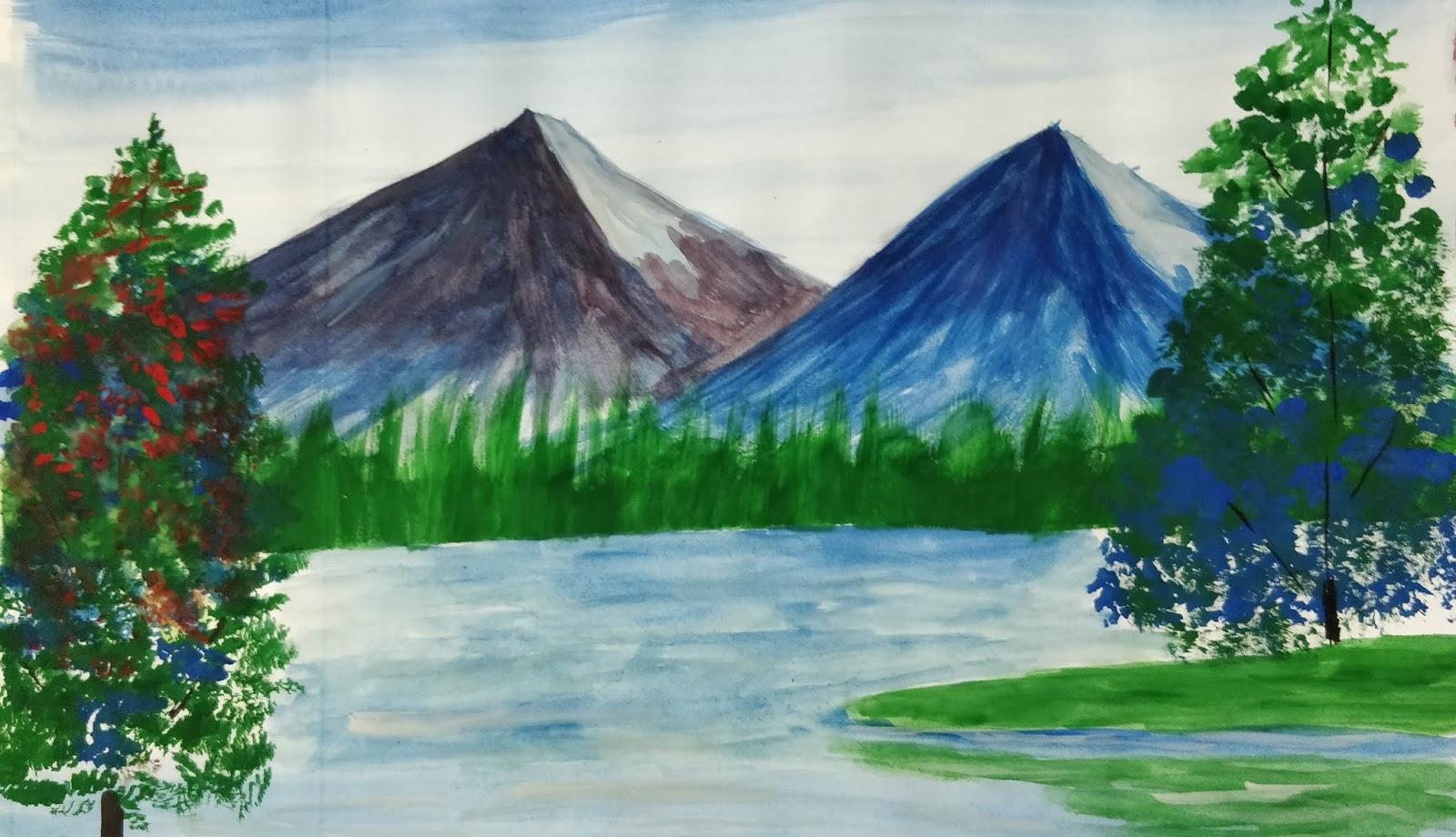 1600x920 Serene Mountains
