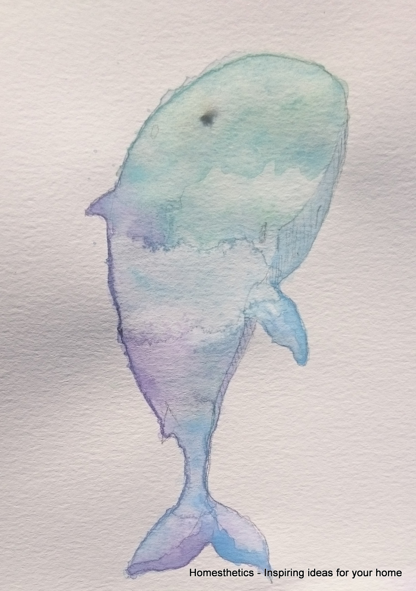 845x1200 Learn The Basic Watercolor Painting Techniques For Beginners