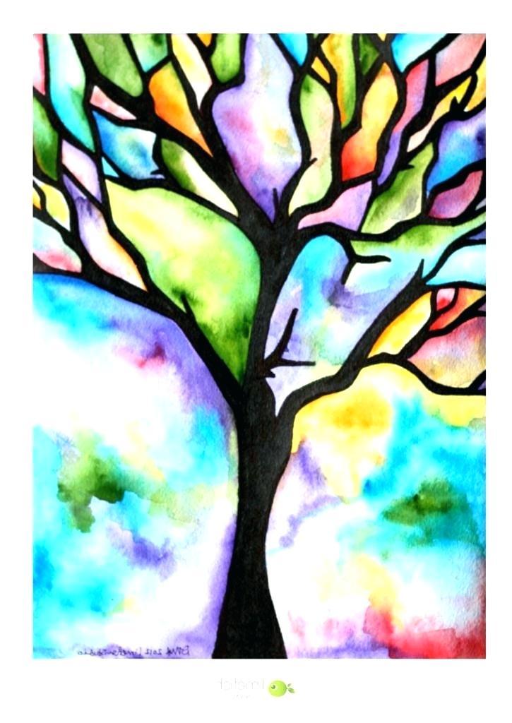 725x1024 Watercolor Paintings Ideas Simple Painting Ideas Simple Watercolor