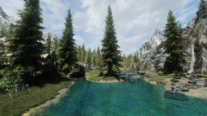 670x376 Watercolor For Enb And Realistic Water Two