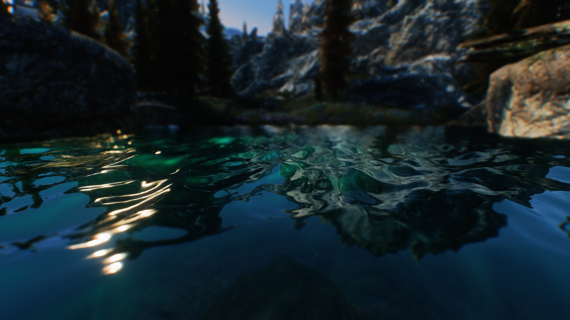 1920x1080 Realistic Water 2 And Watercolor For Enb