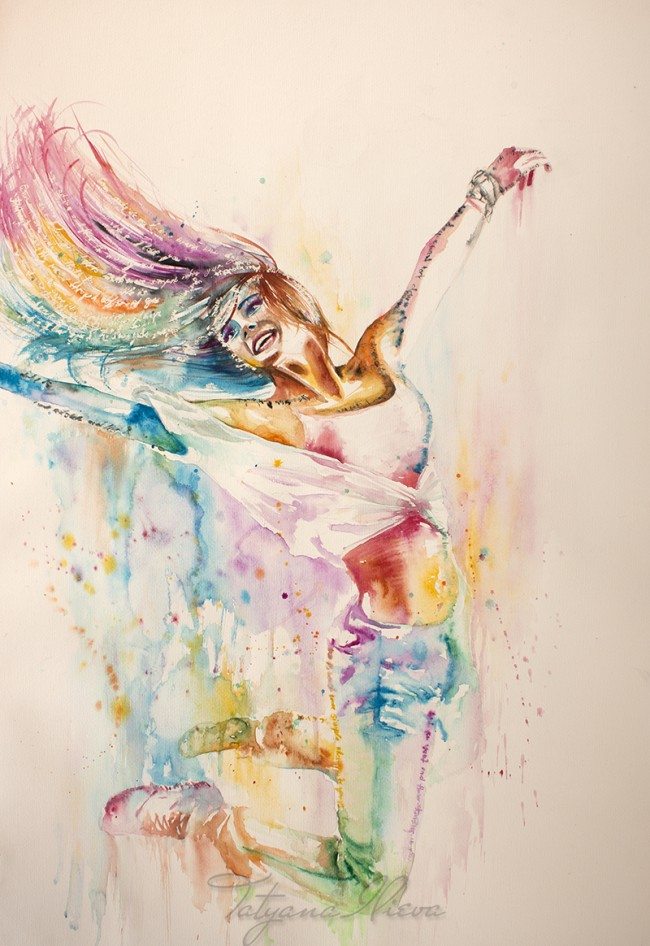 650x946 Se A Vida Watercolor Paintings Amp Oil Paintings For Sale By