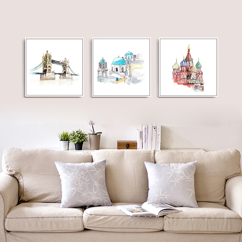800x800 Zechuan Paintings Living Room Decorative Painting Sofa Wall
