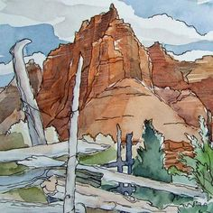 Southwest Watercolor