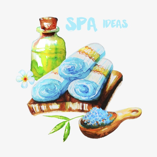 650x650 Spa Beauty Creative, Beauty Vector, Spa, Watercolor Png And Vector