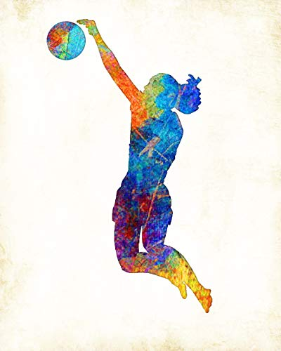 Sports Watercolor