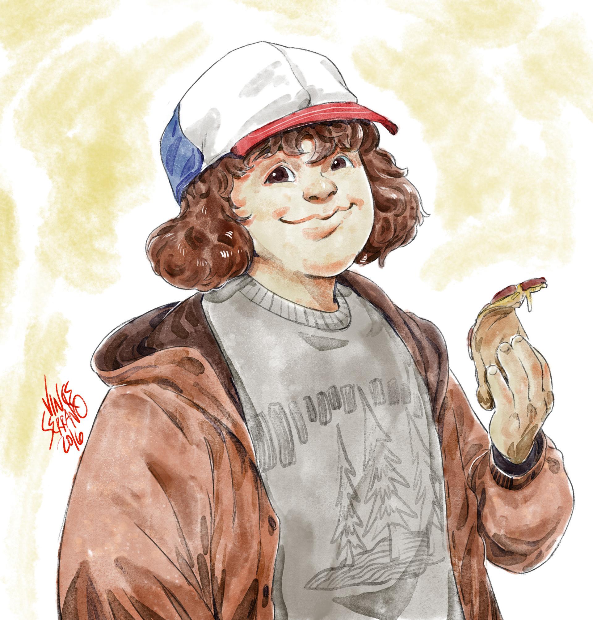 stranger things watercolor at getdrawings com free for personal