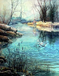 236x306 99 Best Watercolor Streams And Rivers Images In 2018