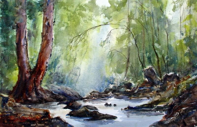 800x517 Watercolour Landscapes Joe Cartwright Watercolour Artist