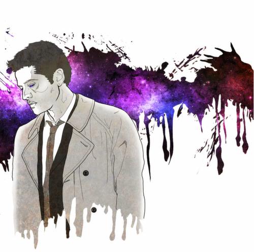 Supernatural Watercolor